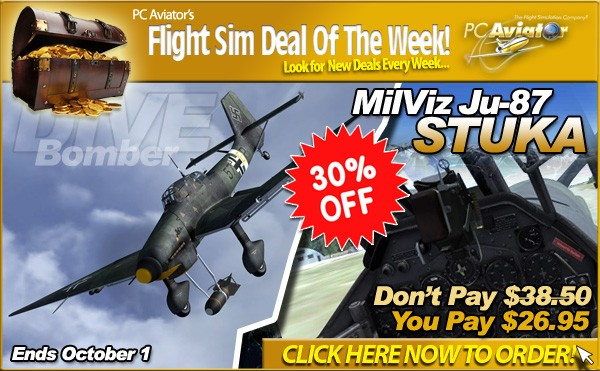 MilViz Stuka Ju-87 On Sale Now at 30% OFF - Buy and Download at PC Aviator Australia for Cheap!