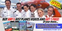 Buy Any 3 Just Planes Videos And Get The 4th FREE!