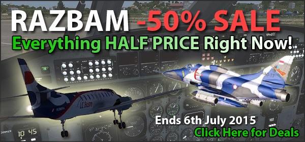 Razbam Sale - 50% OFF - Click Here