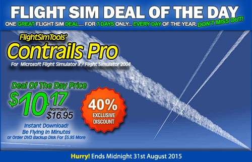 Contrails Pro - 40 Percent Off Right Now
