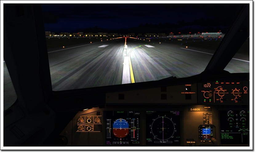Buy and Download Airbus A318/A319 for FSX and P3D