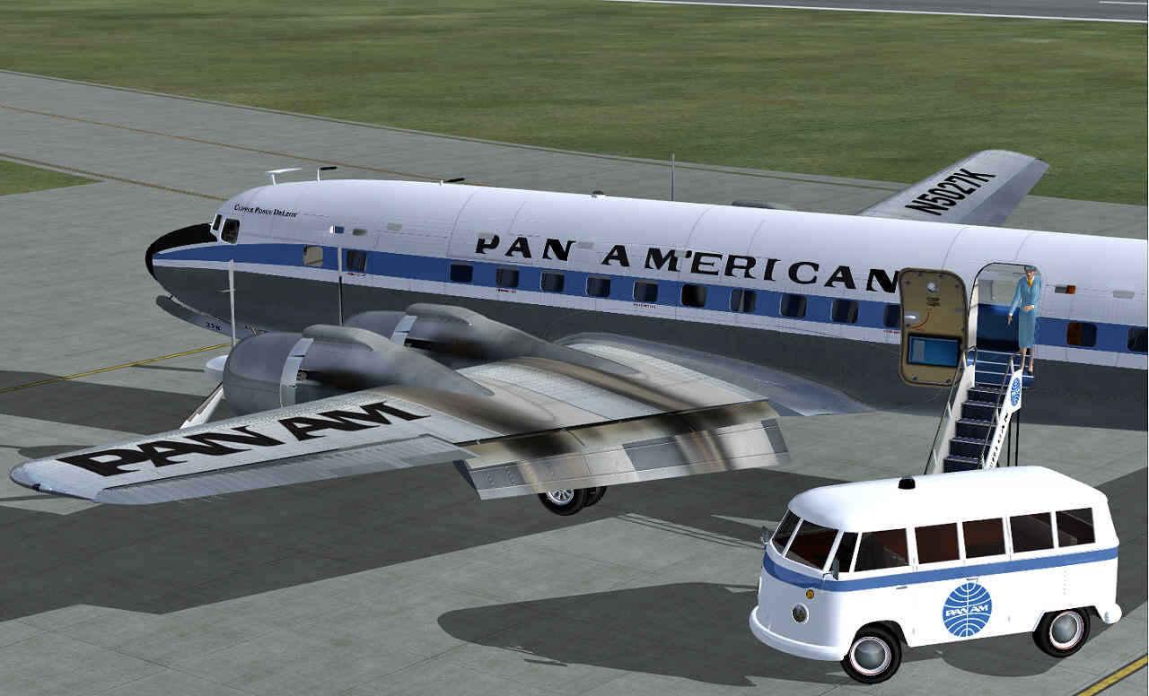 Dc 6b fsx download planes