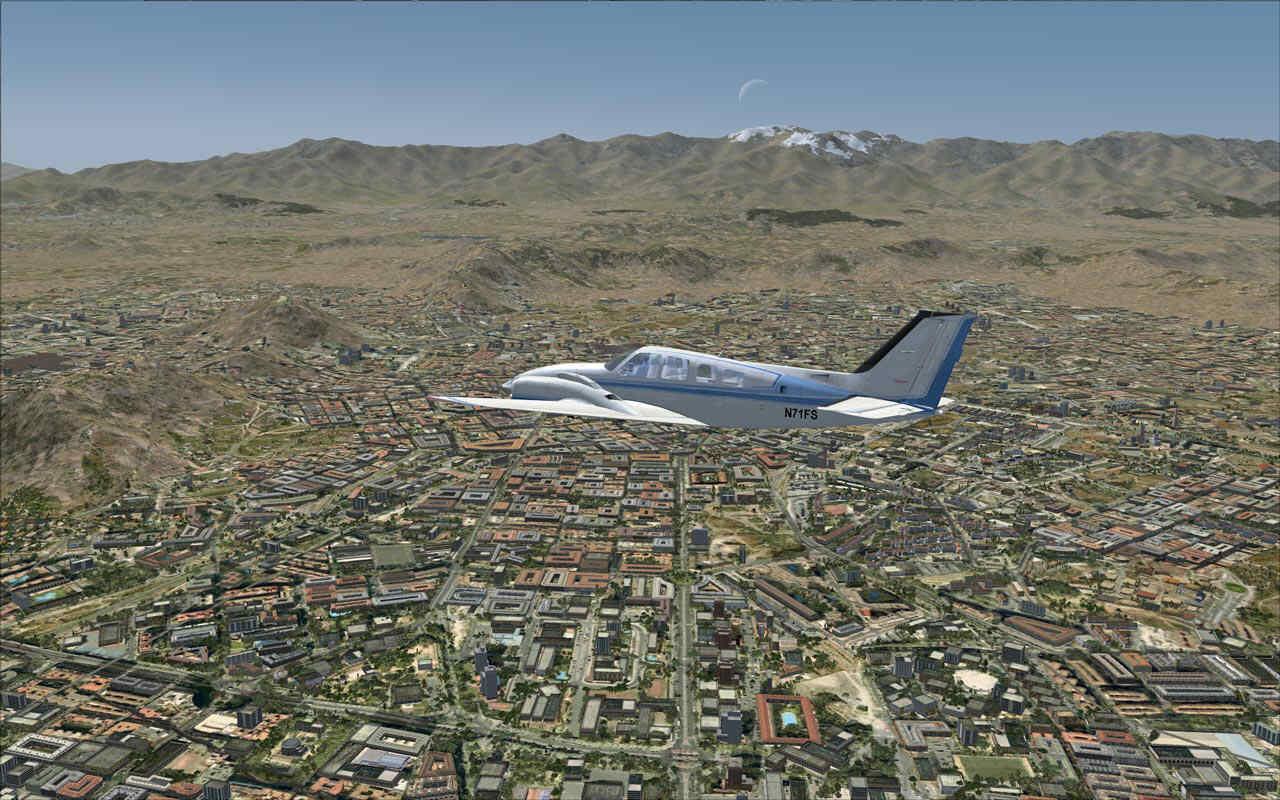 PC Aviator Australia Flight Sim Newsletter - 15th February 2012
