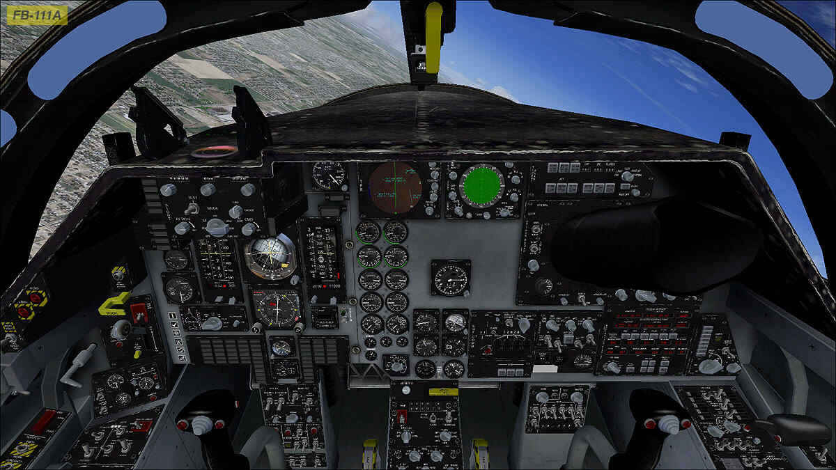 Virtavia F-111 Aardvark for FSX (Download) - PC Aviator ...