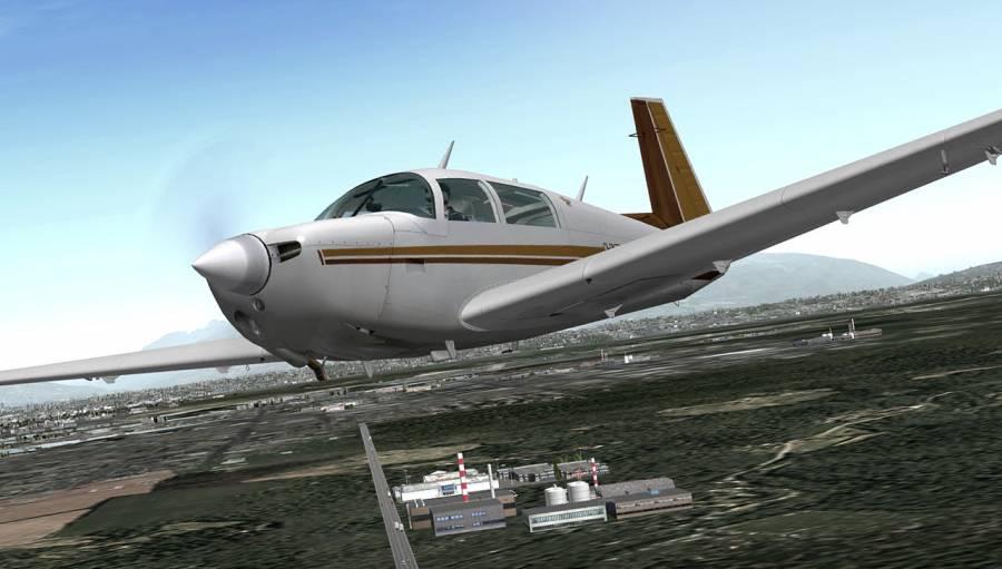 Carenado Mooney 201 M20J v3 2 For X-Plane 10 30+