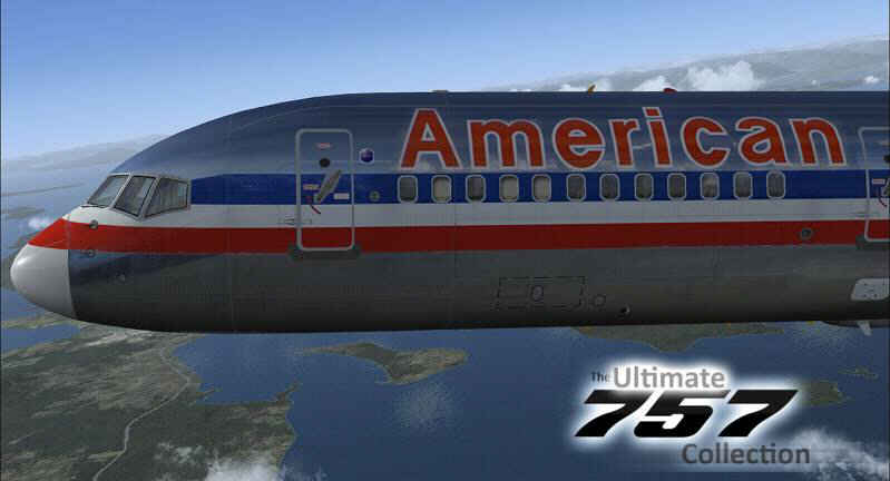FSX/P3D QualityWings The Ultimate 757 V1 3 4 - softclub-cosoft