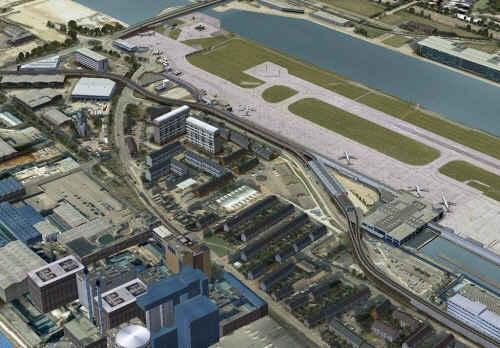 Xtreme Airports Volume 1 Stansted and London City for FSX and FS2004