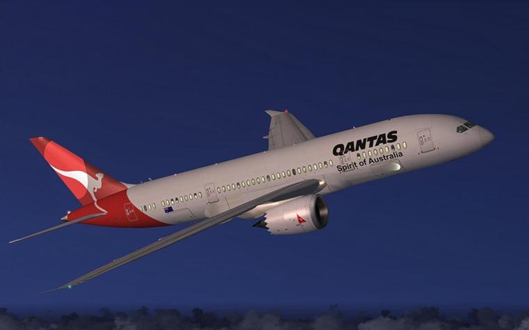 Boeing 787 Dreamliner V2 (FSX Steam)