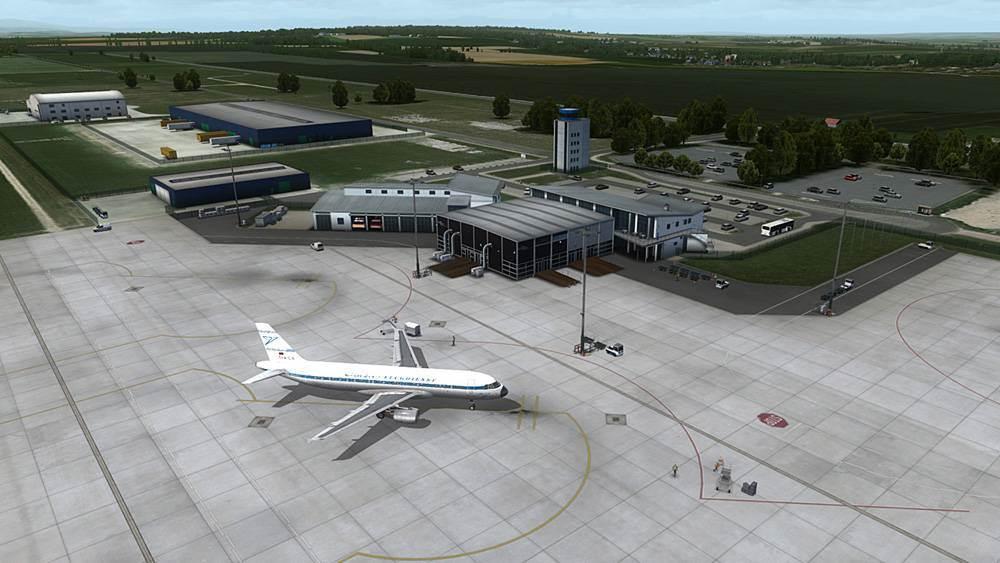 madgeburg cochstedt airport fsx fsx se p3d. Black Bedroom Furniture Sets. Home Design Ideas