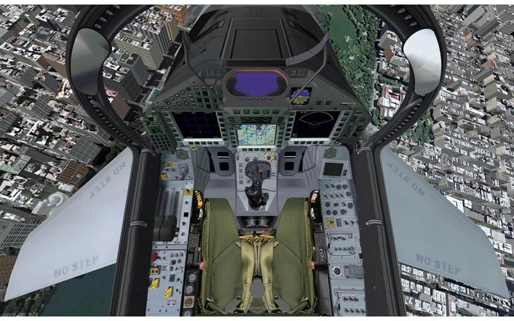 Eurofighter Typhoon Pro 5 (FSX)