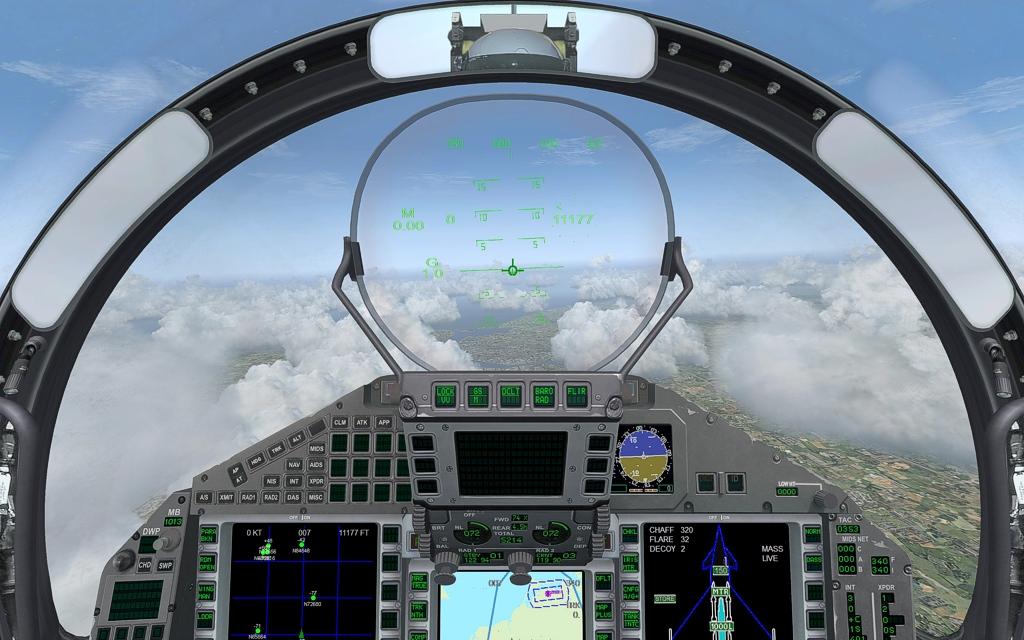 Eurofighter Typhoon Pro 6 (FSX)