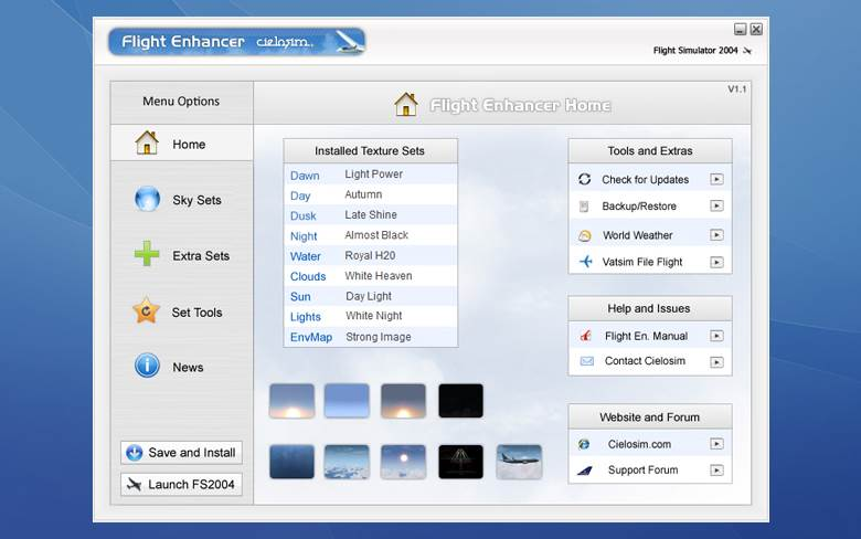 D o w `LOAD] FS2004 CieloSim Flight Enhancer SKidrow VBer
