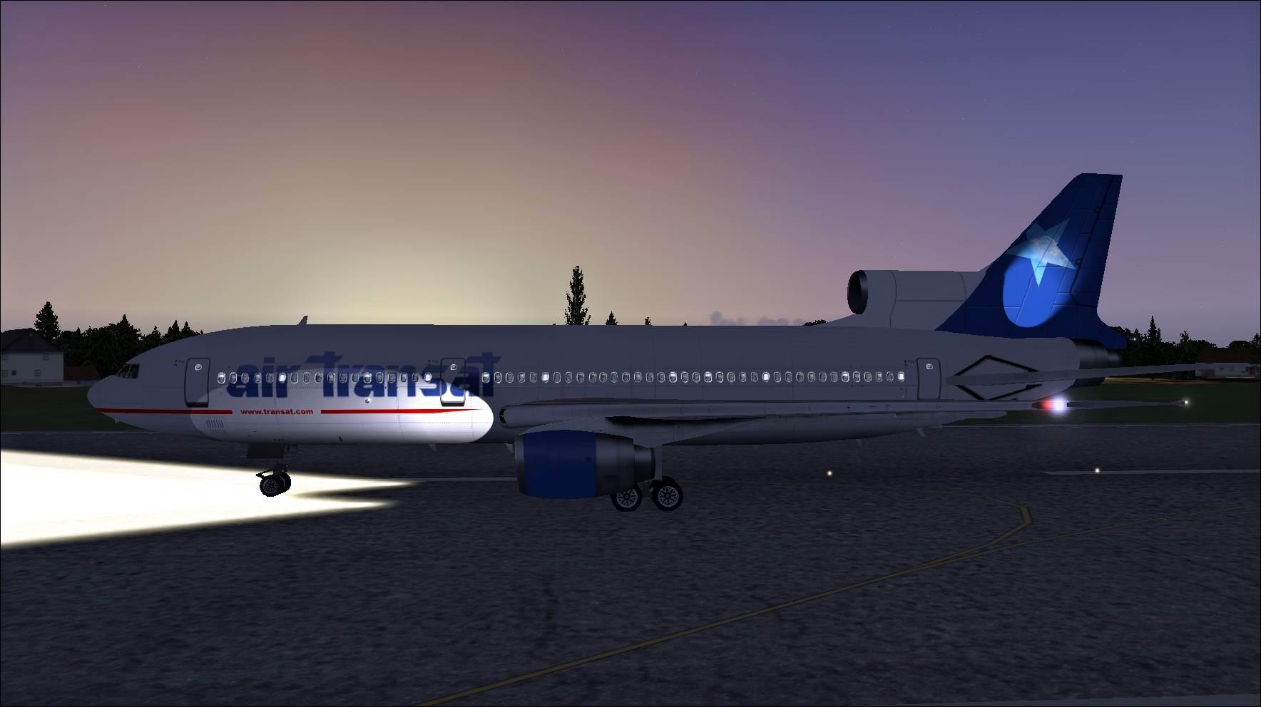 Flying Canada (FSX / Steam)