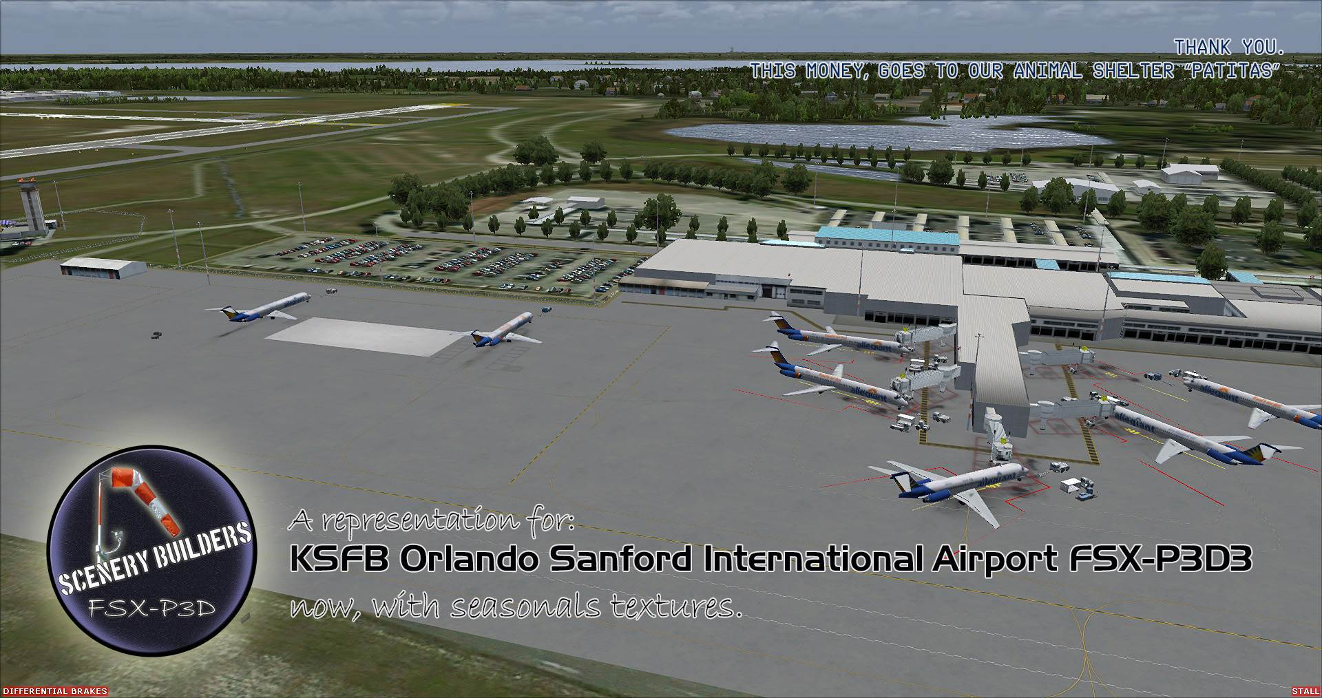 Orlando Sanford Intl., also known by IATA (International Air Transport Association) code SFB and ICAO (International Civil Aviation Organization) code KSFB, offers flights from multiple airline carriers to many popular global destinations.