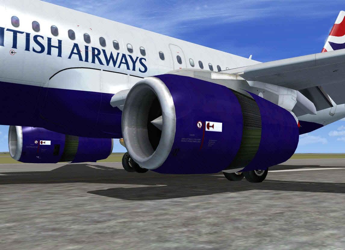 A319 Jetliner (FSX)