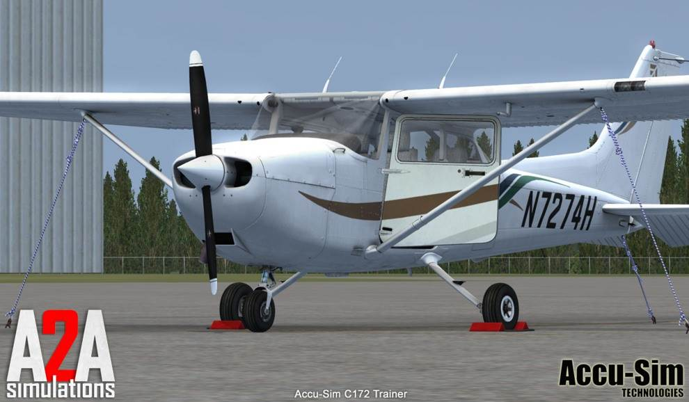 A2A Simulations Cessna 172 Review