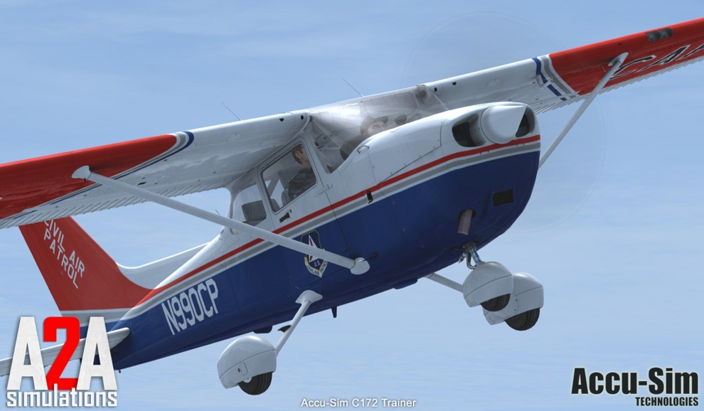 Just Flight - A2A Simulations Cessna with Accu-Sim (for FSX)