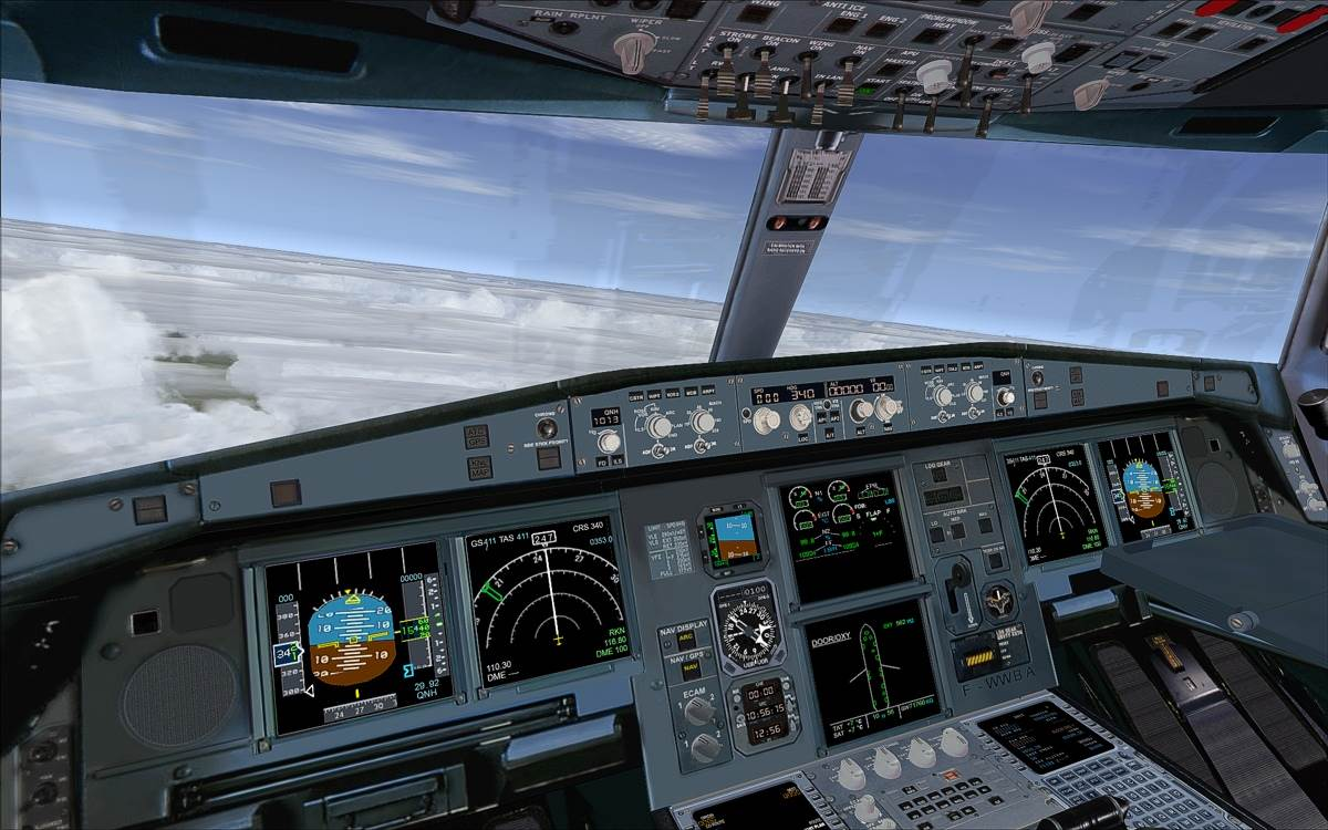 How Will The A320 Neo Cockpit Look