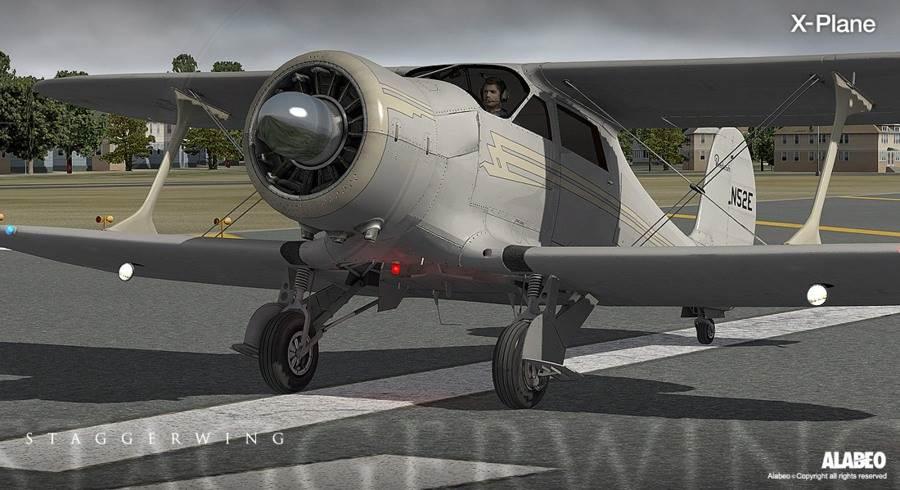 Alabeo-D17-Staggerwing-Xplane-PCAviatorA