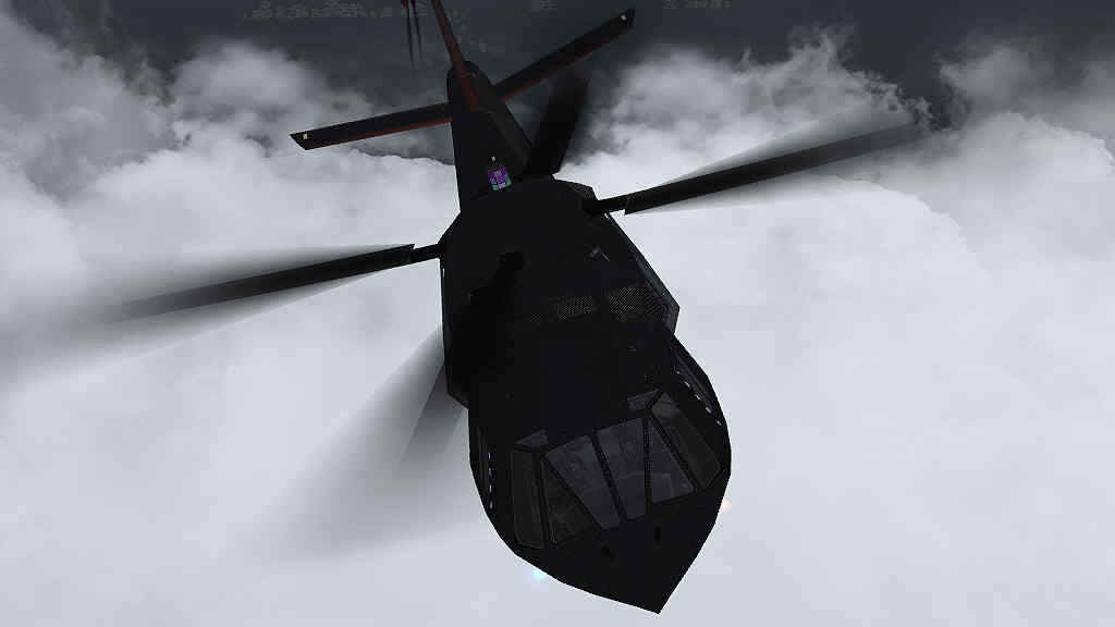 Stealth Chinook
