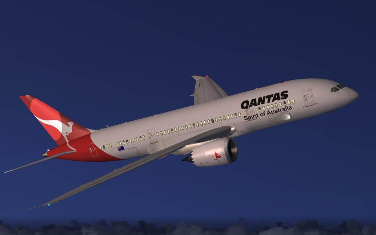 AFS Design Boeing 787 Dreamliner for FSX