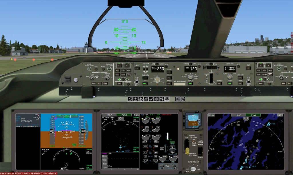 Fly the Boeing 787 Dreamliner