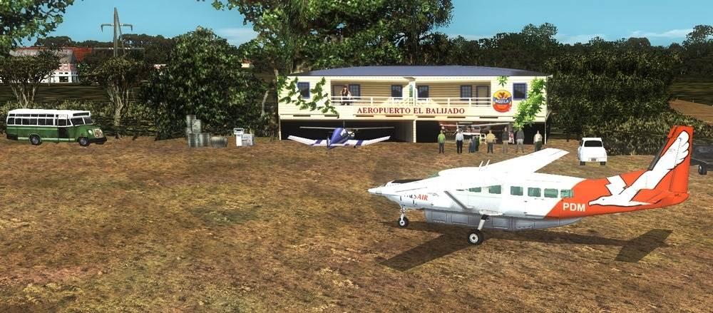 Bush Pilot - South Colombia 1 (FSX/FSX:SE)