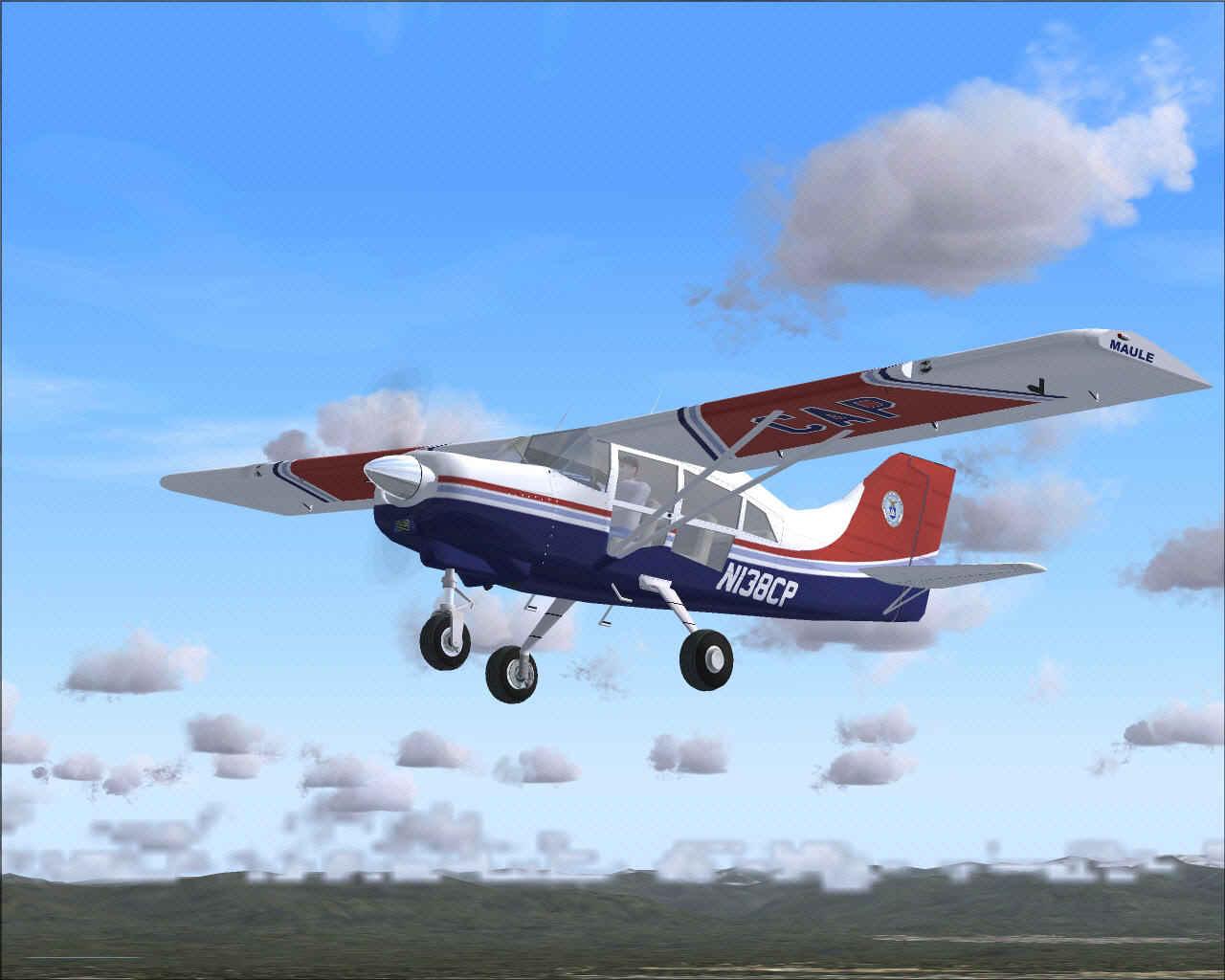 Abacus Civil Air Patrol Search and Rescue FS2004 Bonus ...