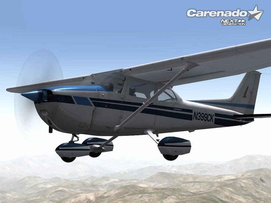 Carenado Cessna Carenado Cessna 172n Skyhawk