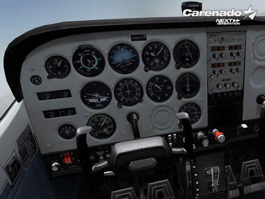 Carenado Cessna 172 Carenado Cessna 172n Skyhawk