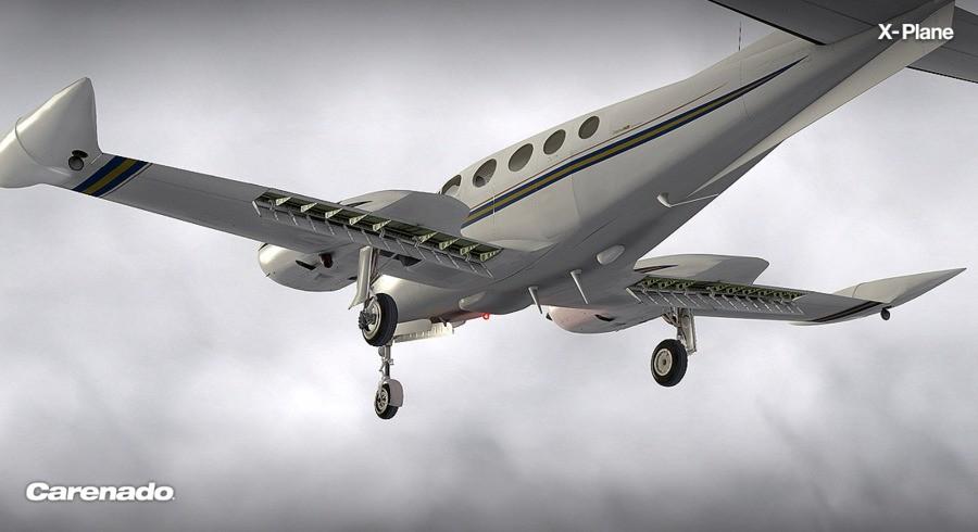 Carenado-C340-Xplane--PCAviatorAustralia