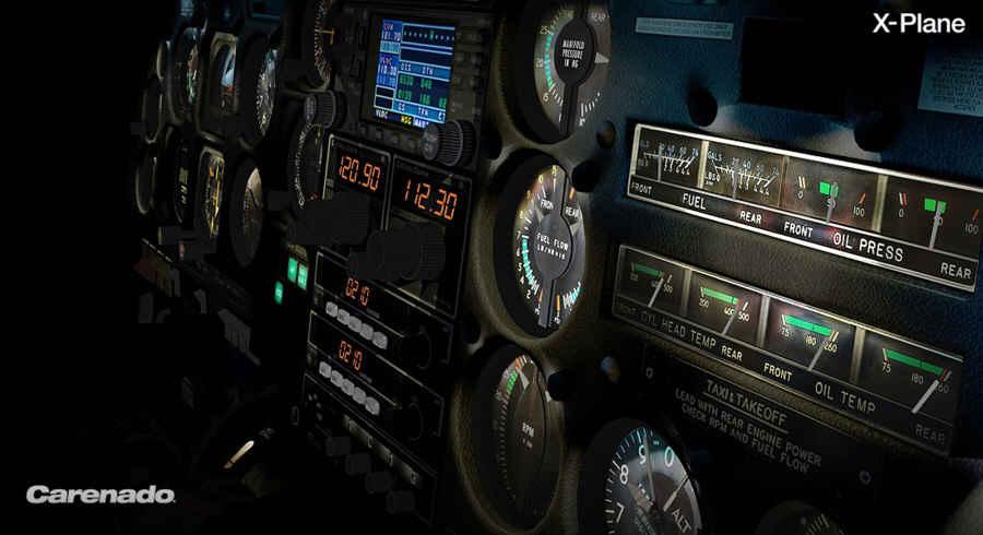 Carenado Cessna 172 Carenado Cessna 337 Skymaster