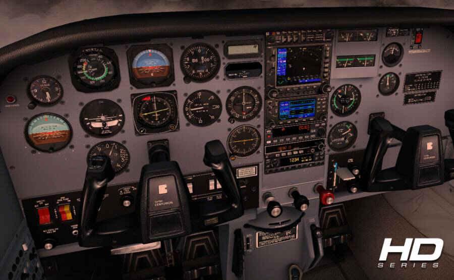 Carenado Cessna 172 Carenado Cessna Ct210m