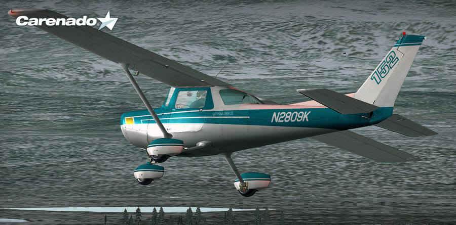 Carenado Cessna Carenado Cessna 152 ii For