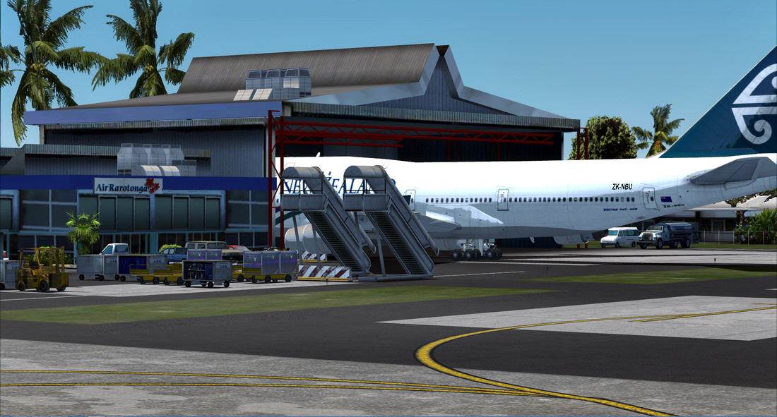 City Island Airport Pc
