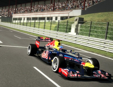 formula one racing simulation - photo #32