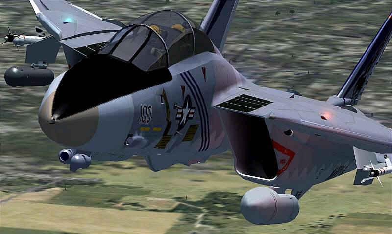 F 14 Super Tomcat Abacus F-14D Super Tom...