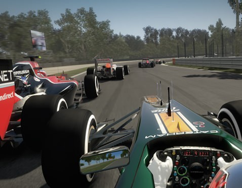 formula one racing simulation - photo #43