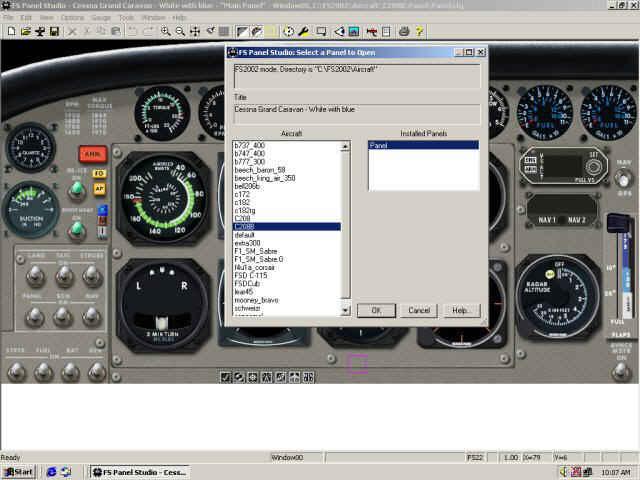 Fs Panel Studio инструкция - фото 9