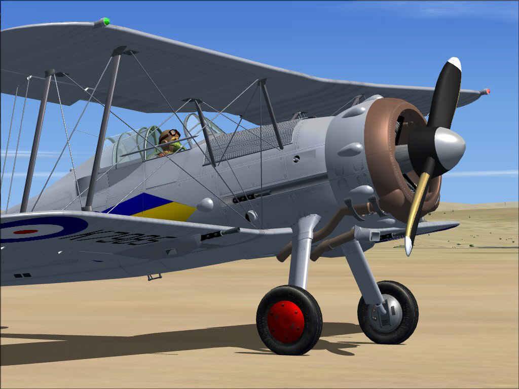 fsaddon publishing gloster gladiator x pc aviator australia. Black Bedroom Furniture Sets. Home Design Ideas
