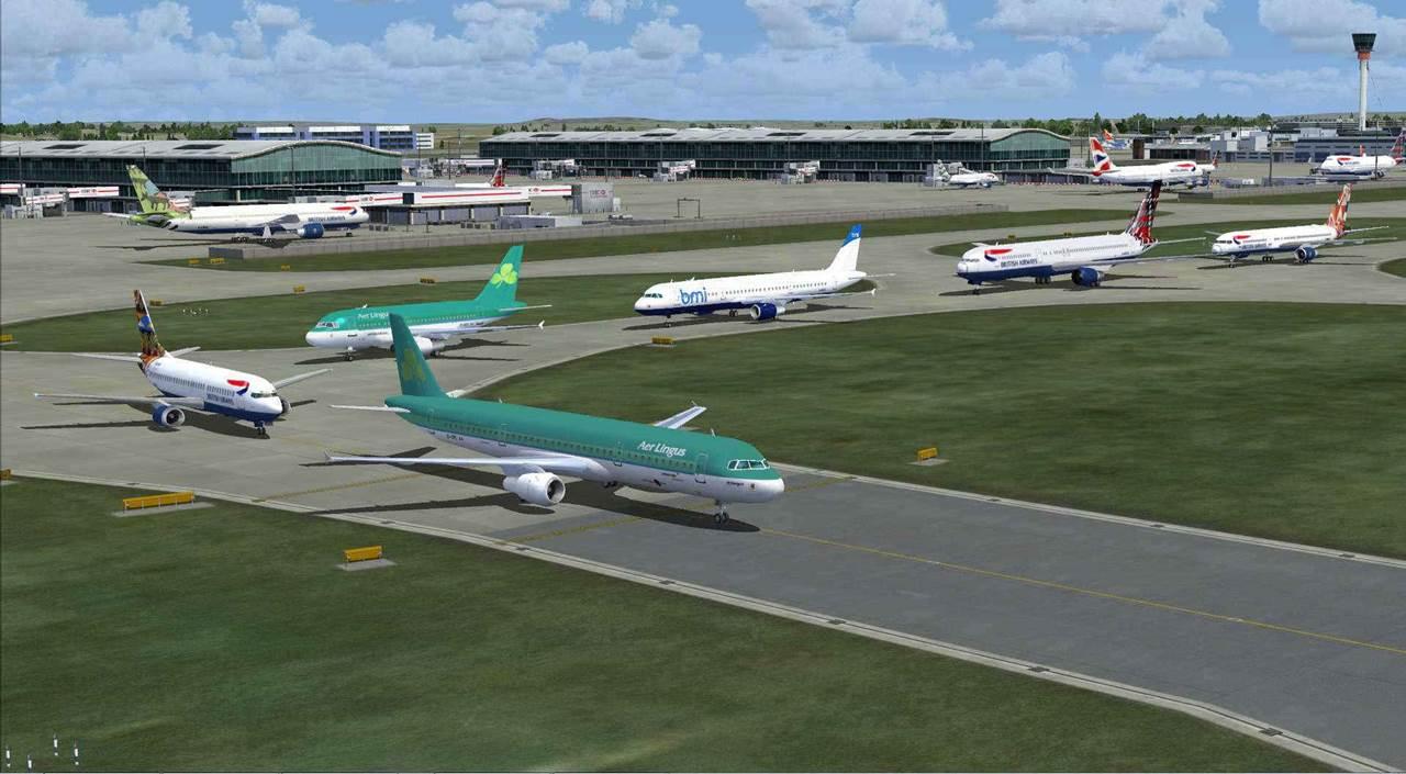 FS2004 Italy sceneries - Flight Simulator FS2004 and FSX