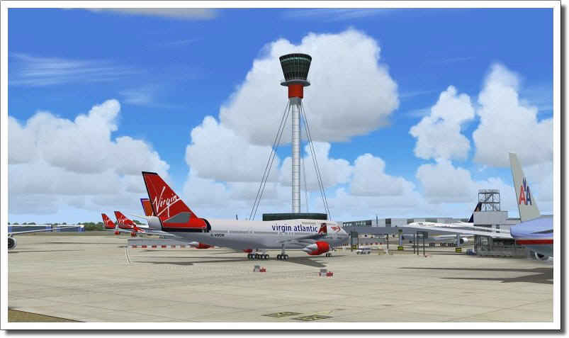 Mega Airport London-Heathrow X