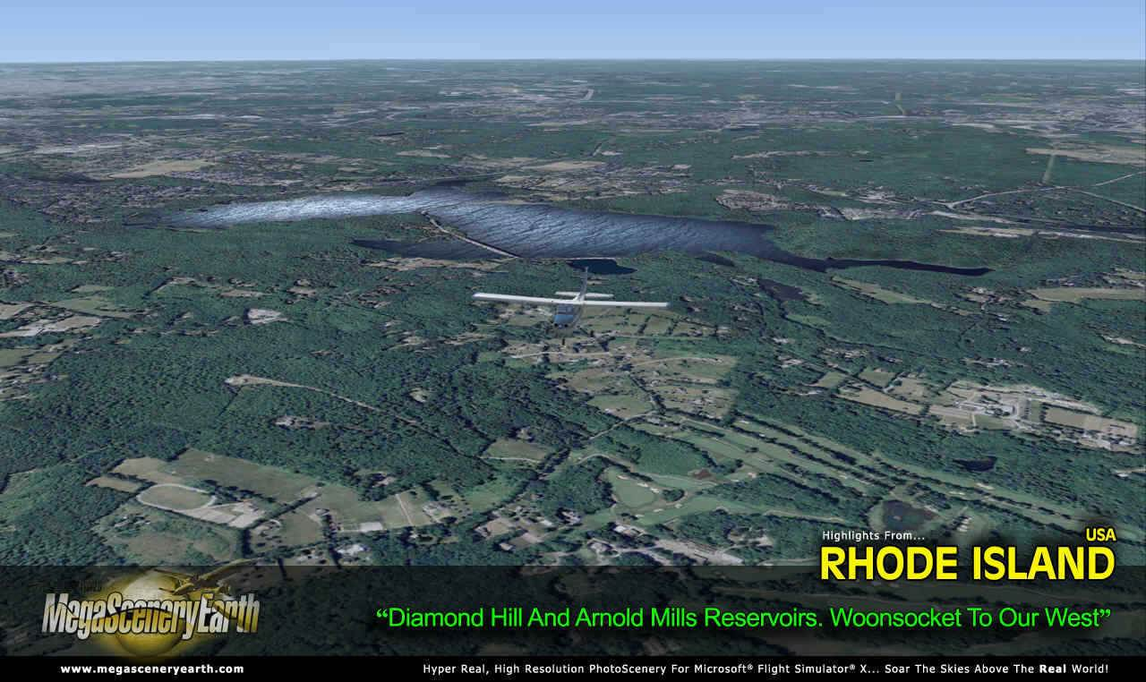 Rhode Island Major Landmarks