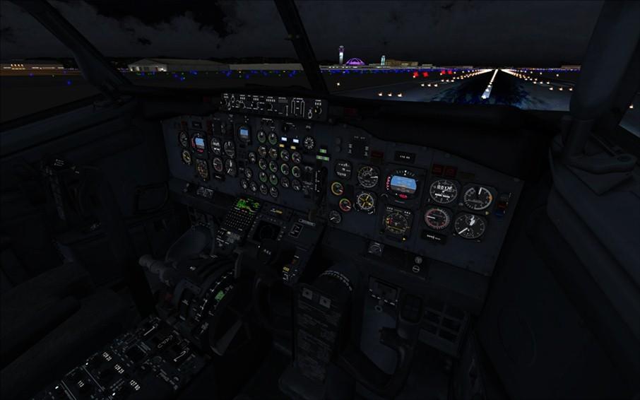 MilViz 737-200c (FSX/FSX:SE/P3D)