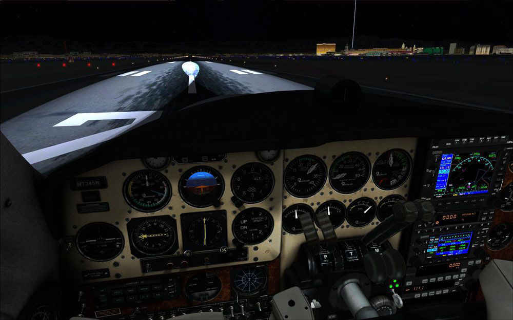 Download Milviz B55 Baron For Fsx And P3d