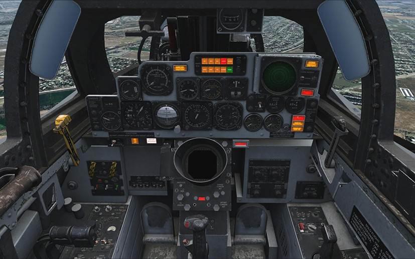 MilViz F-4E Phantom II (FSX/FSX:SE/P3D)