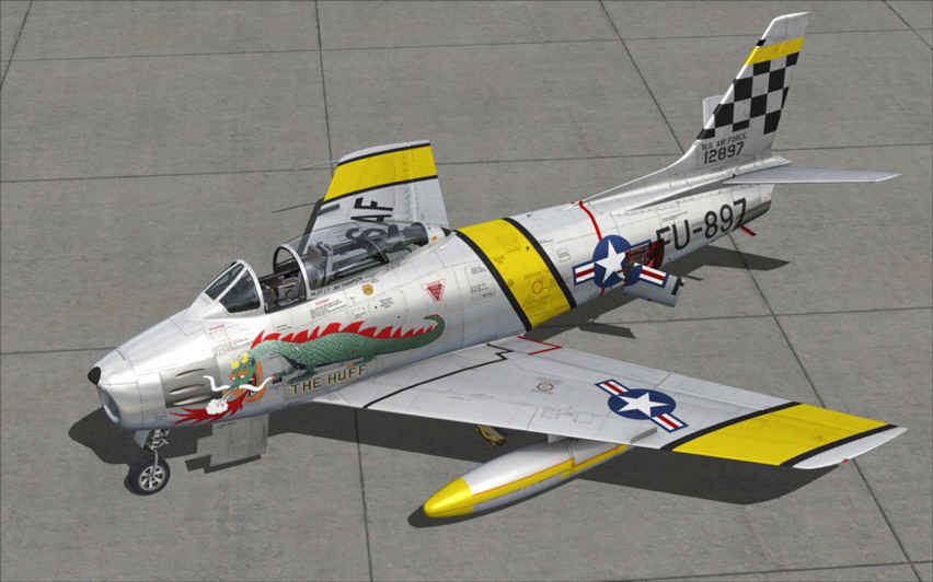 MilViz-F86-Sabre-FSX-P3D-Download-PCAvia