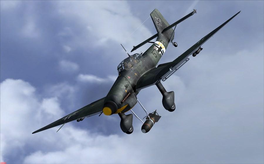 Fsx Bombing Mission