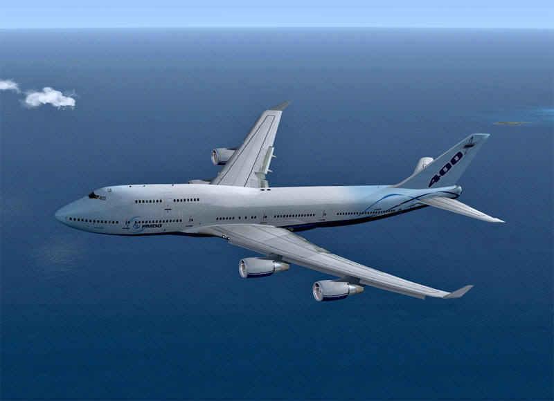 PMDG 747-400X Queen of the Skies (FSX)