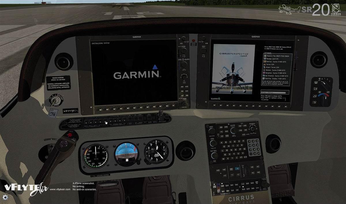 Cirrus Sr20 For X Plane 11 Wiring Diagram